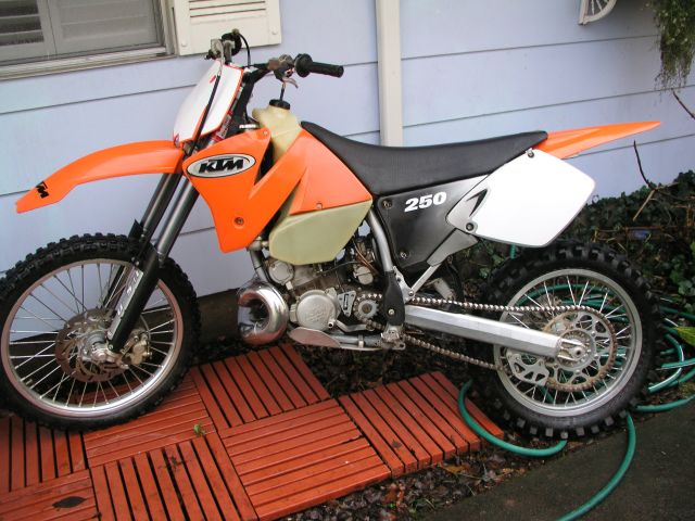 Fabulous Ktm 250Sx 2001 Specs And Pics Caraccident5 Cool Chair Designs And Ideas Caraccident5Info