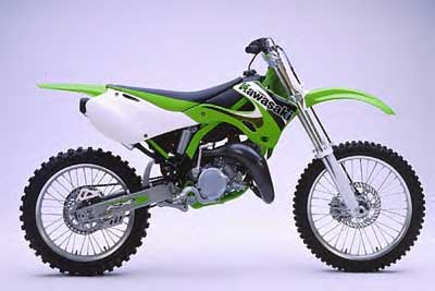 Superb Kawasaki Kx125 2000 Specs Pabps2019 Chair Design Images Pabps2019Com