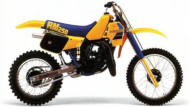 Used Suzuki Rm