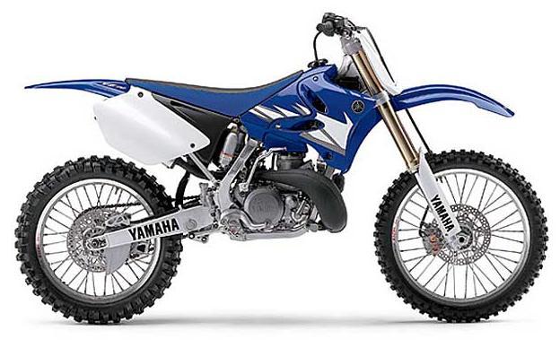Yamaha Yz250f 2004 Specs
