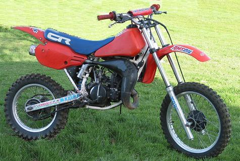 Picture for 1985 Honda CR80R