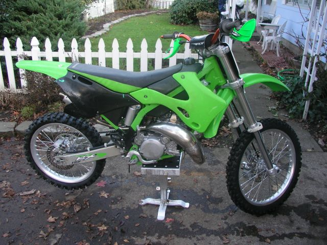 Surprising Kawasaki Kx125 1999 Pictures And Specs Pabps2019 Chair Design Images Pabps2019Com